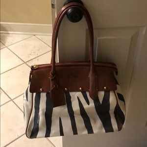 Dooney & Bourke Canvas Tote